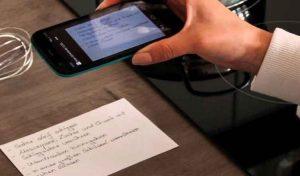 Scannerizzare documenti e foto con Android