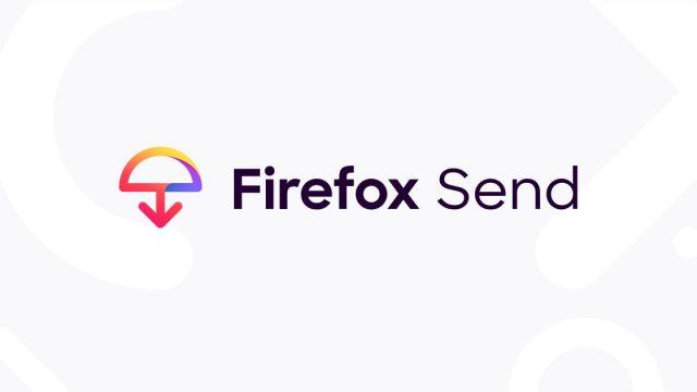 Firefox Send, alternativa a WeTransfer, sito gratis per inviare file con scadenza