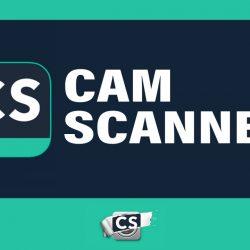 CamScanner, l'app per scannerizzare documenti