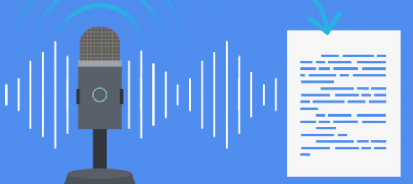 Convertire audio in testo su PC
